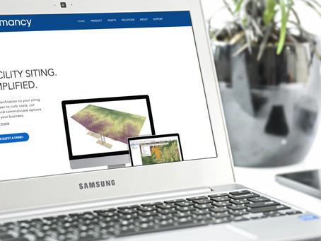 Website Alert! Developing Integrated Informatics Inc's Geomancy Product Website