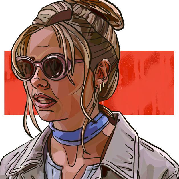 Buffy Says Slay