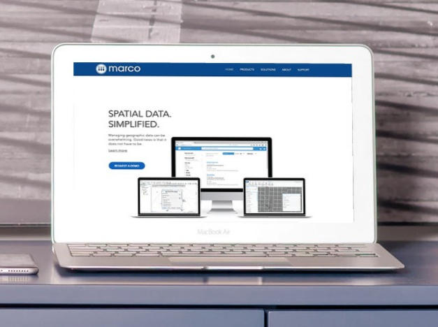 Product Website | Integrated Marco Studio