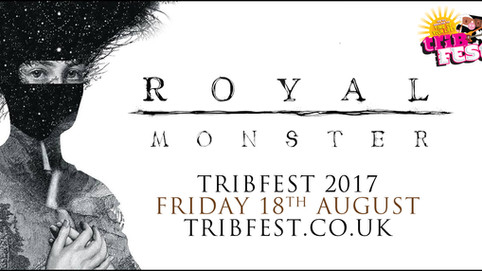 We're going up north! Tribfest 2017