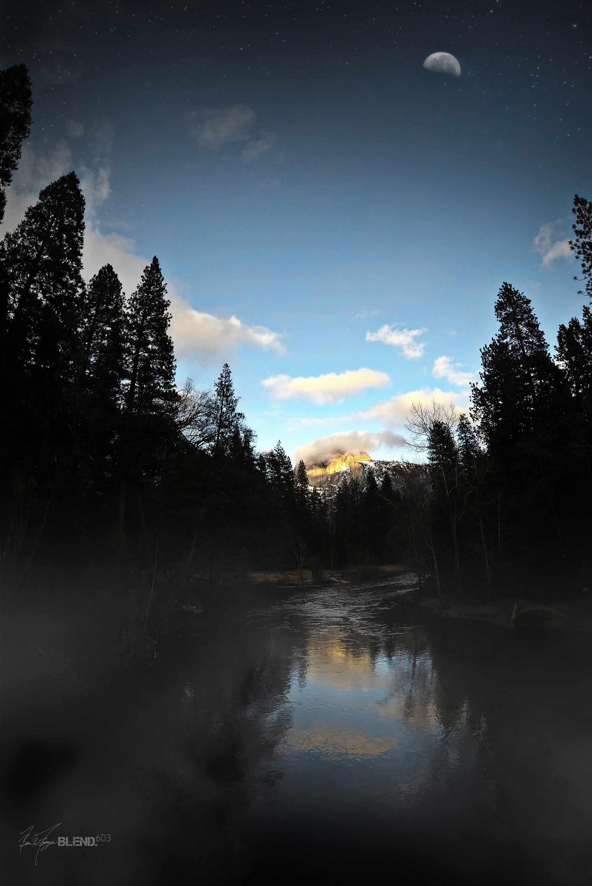 Yosemite National Park, Califonia