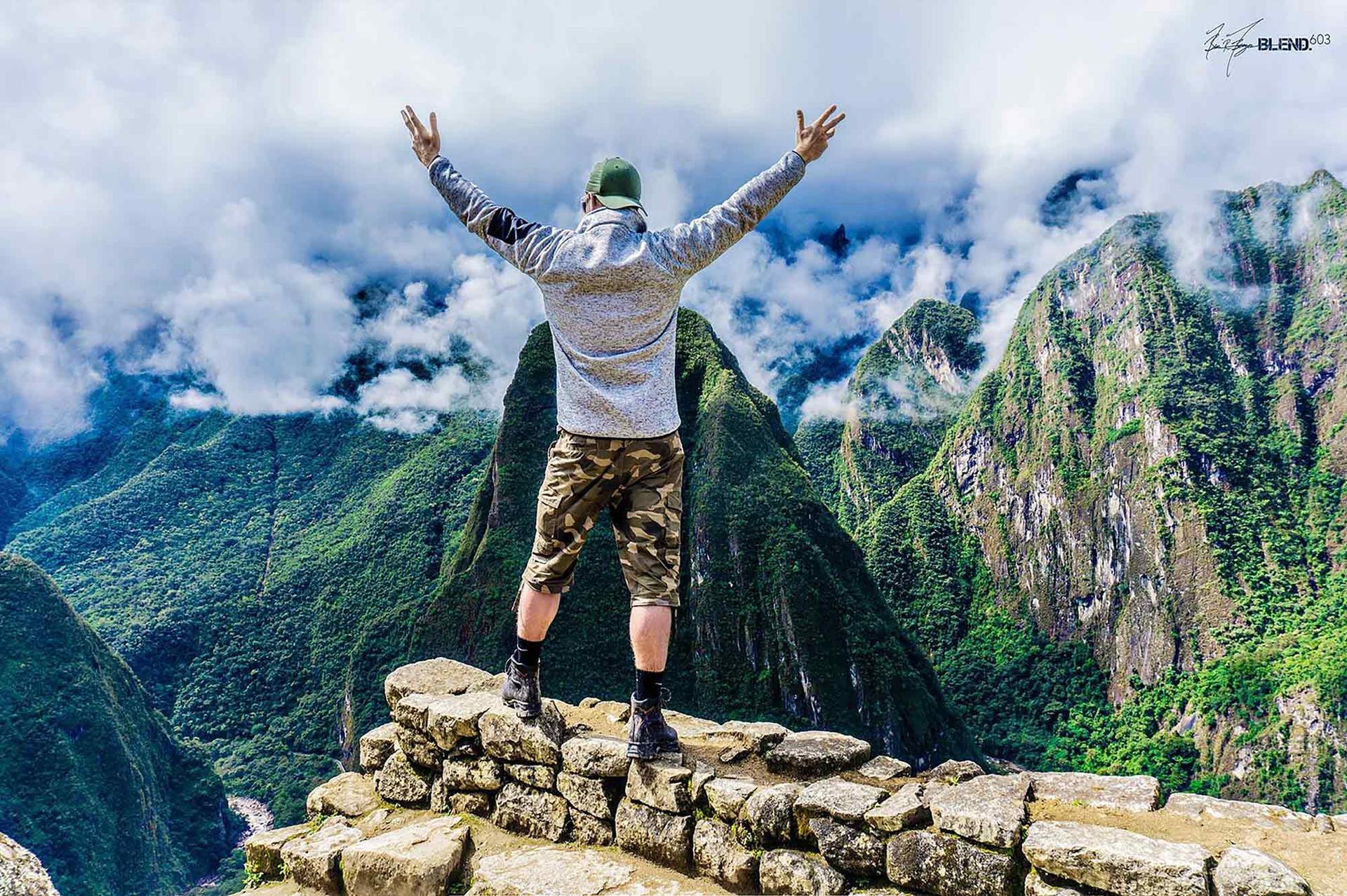 Divinity, Machu Picchu, Peru