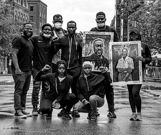 Black Lives Matter, Portsmouth, New Hampshire