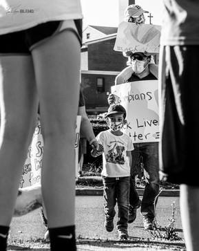 Black Lives Matter, Revere, Massachusetts
