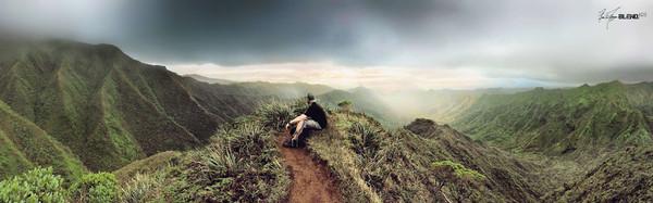 Kulana'ah Trail, Hawai'i