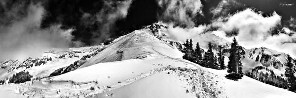 Palmyra Peak, Telluride, Colorado