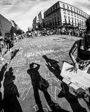Black Lives Matter, Washington, D.C.