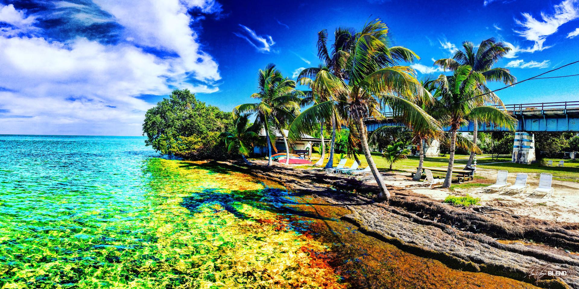 Pigeon Key, Florida Keys, Florida