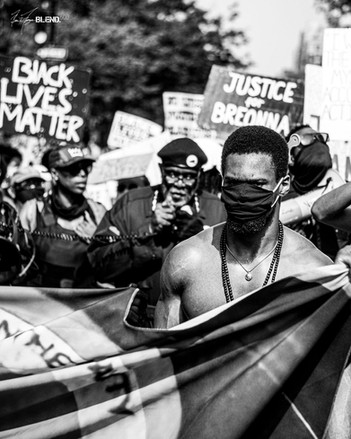 Black Lives Matter, Washington, D.C.