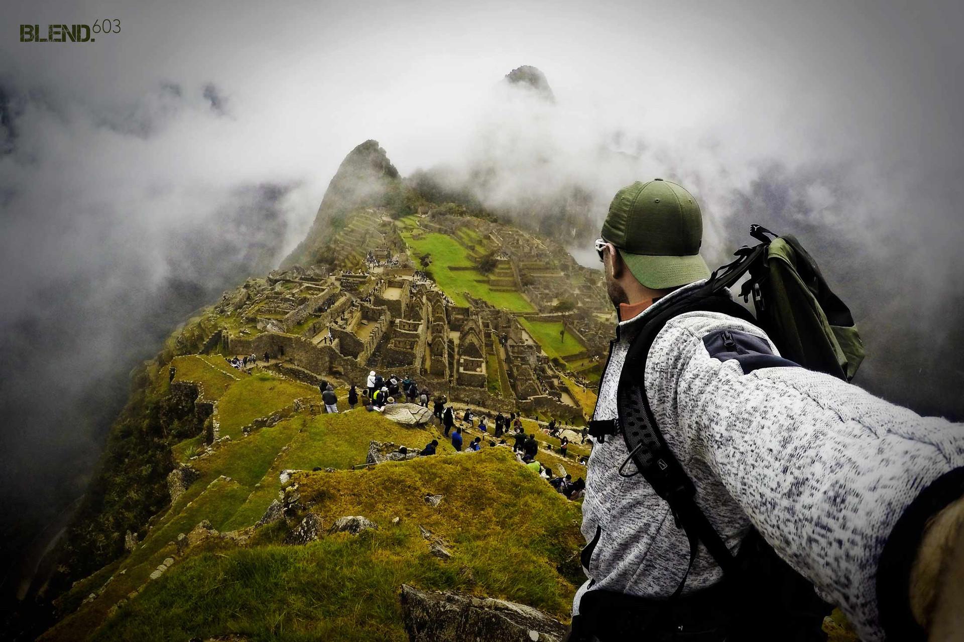 Risen, Machu Picchu, Peru