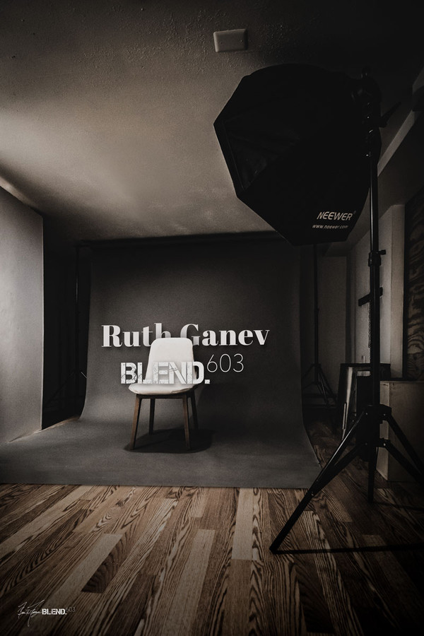 BLEND.603, Ruth Ganev