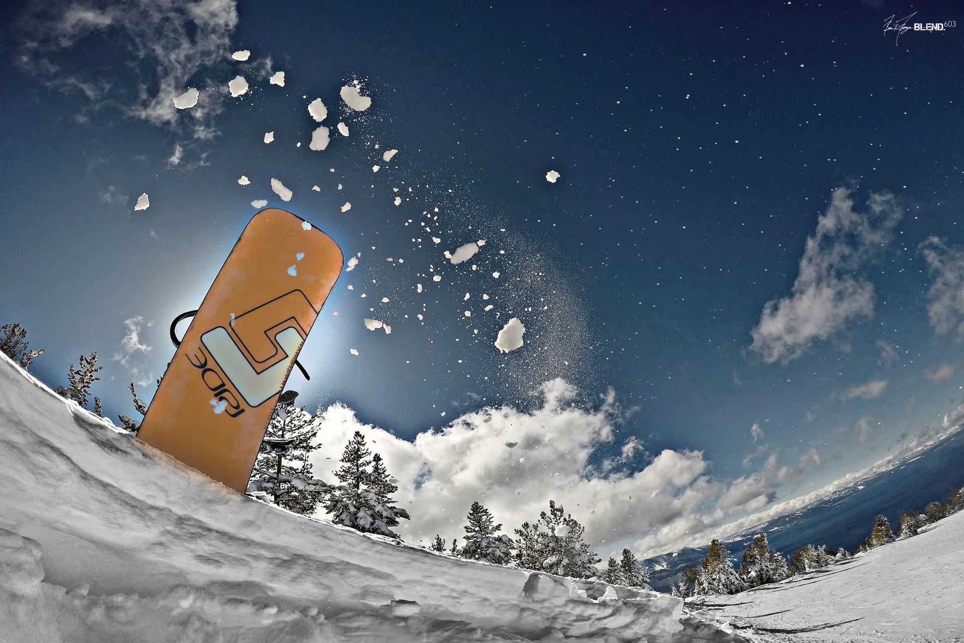 Heavenly, Lake Tahoe, California