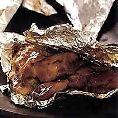 Foiled Wrapped Chicken