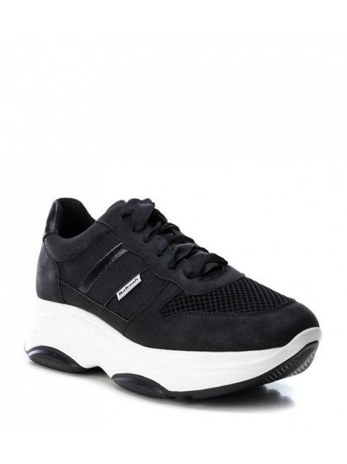 Zapatillas negras 440005