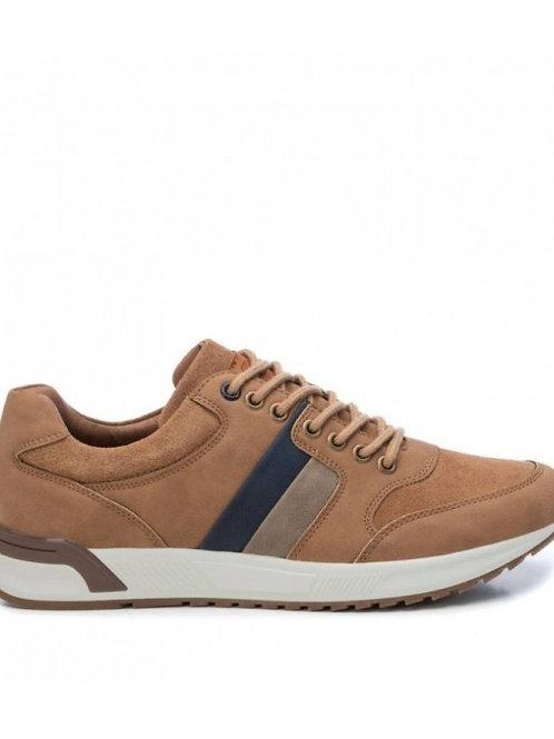 Zapatos hombre camel 440001