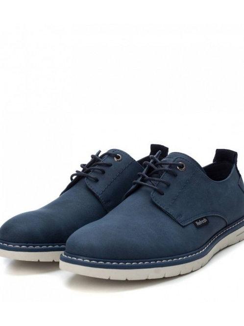 Zapato azul hombre 440002