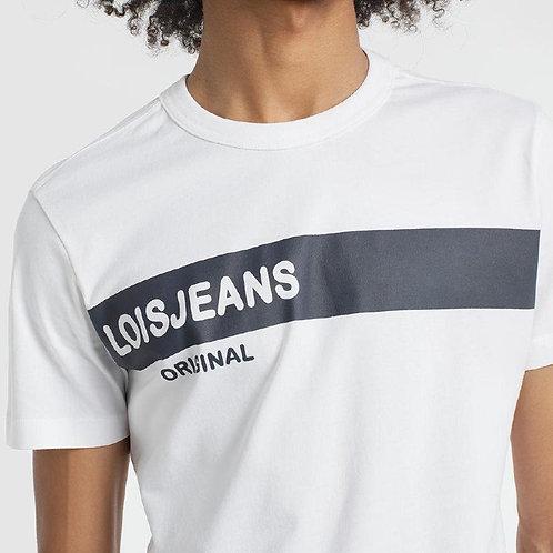 Camiseta LOIS logo línea 400019