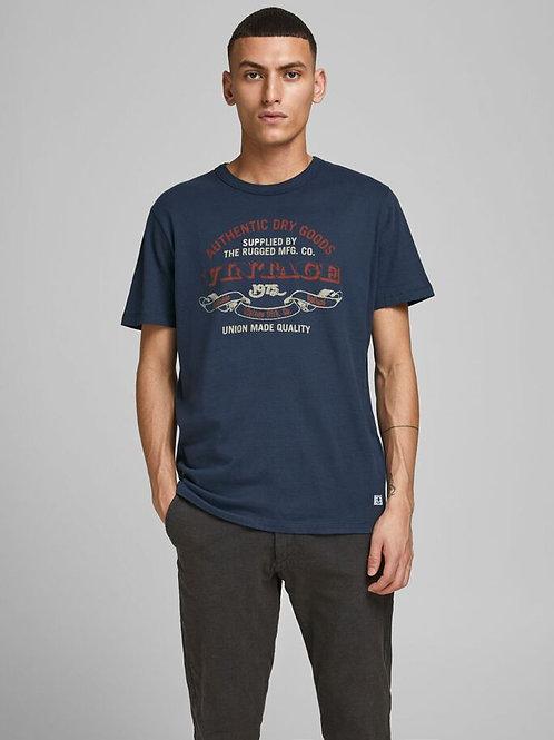 Camiseta J&J 824681 azul