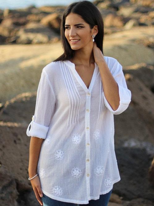 Blusa adelle CS blanca