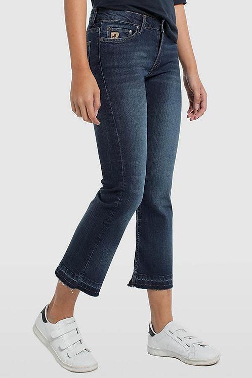 Jeans pata abierta LOIS 400007