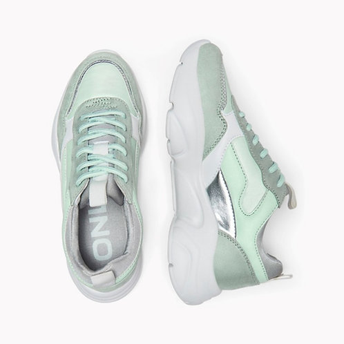 Zapatillas ONLY menta 340041