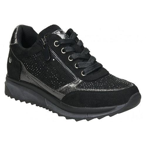 Zapatillas negras 450007