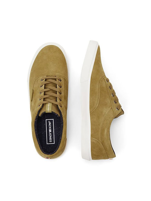 Zapatillas JJ color camel