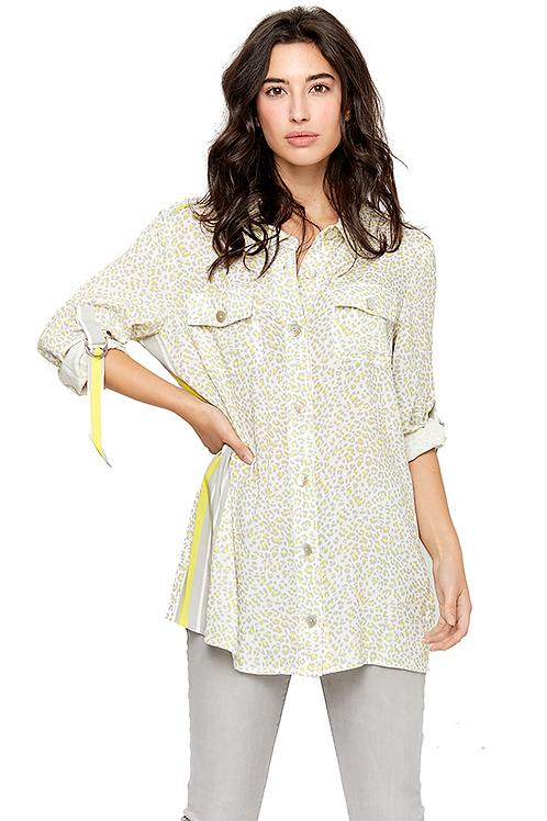 Camisa amarilla gris RM