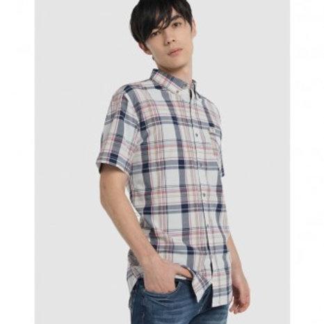 Camisa cuadros LOIS 400015
