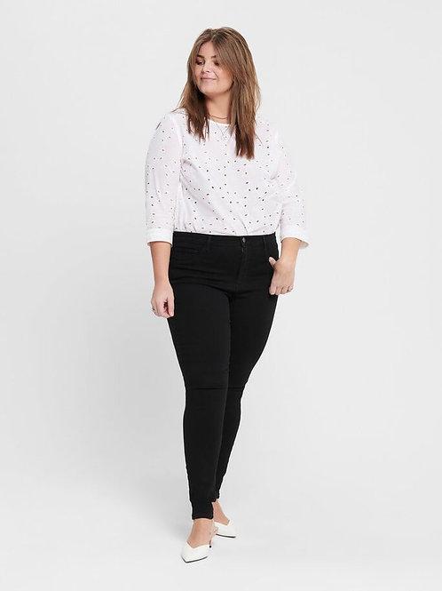Jeans OC ajustados negro 340060