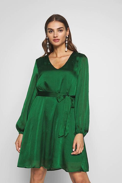 Vestido verde VILA 340033