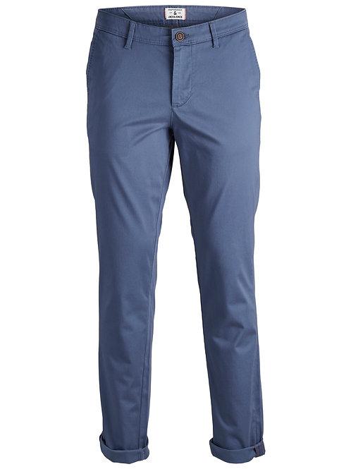 Pantalón chino azul 430006