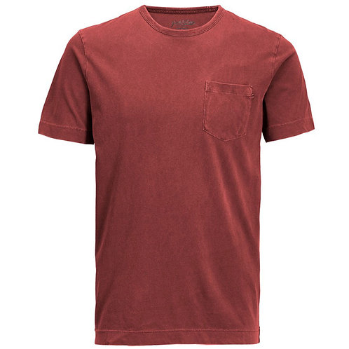 Camiseta básica bolsillo JJ 4400070