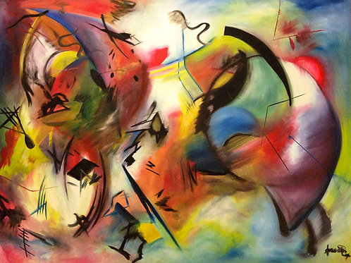 Composing Kandinsky