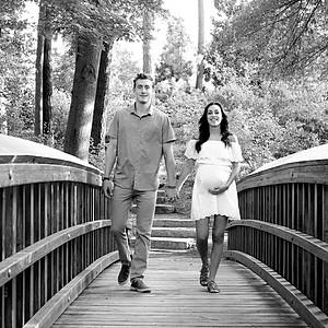 Katie Costa & Chase Jent Maternity