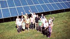 Zonnepanelen duurzame energie derdepartijfinanciering