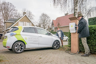 Autodelen - Huurauto - Electrische auto