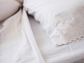 Pillows & Sheets - When to Wash
