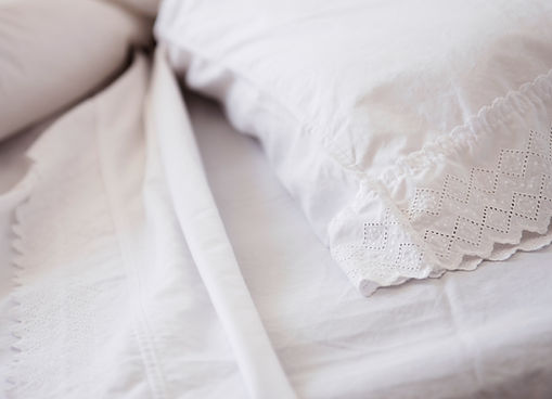 枕やシーツ