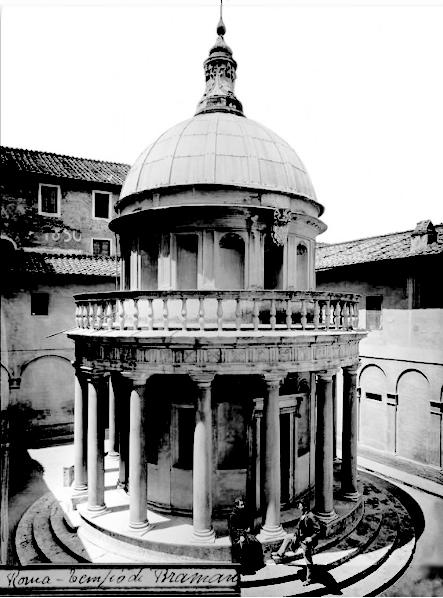 Tempietto, Rome Italy