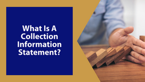 Negotiating a Resolution To Your IRS Debt:  What Is A Collection Information Statement?