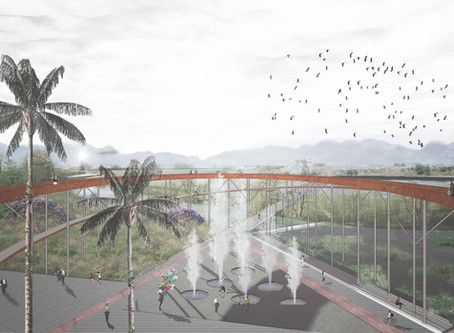 ¡PROPUESTA CONCURSO HUMEDAL JUAN AMARILLO! Parque Lineal en Bogotá