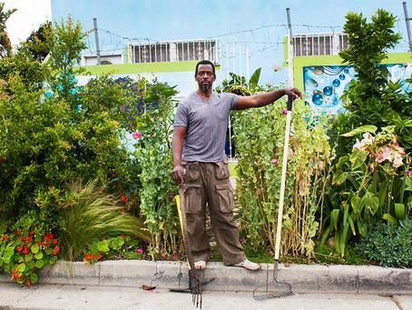 ¡RON FINLEY: Un jardinero guerrillero de LA!