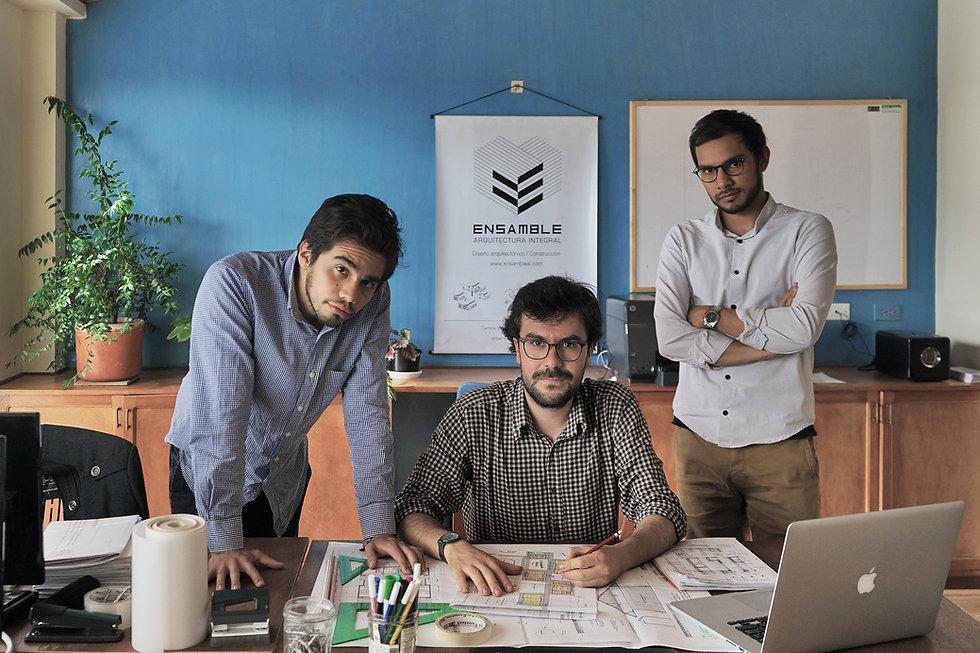 Ensamble AI Arquitectos Bogota
