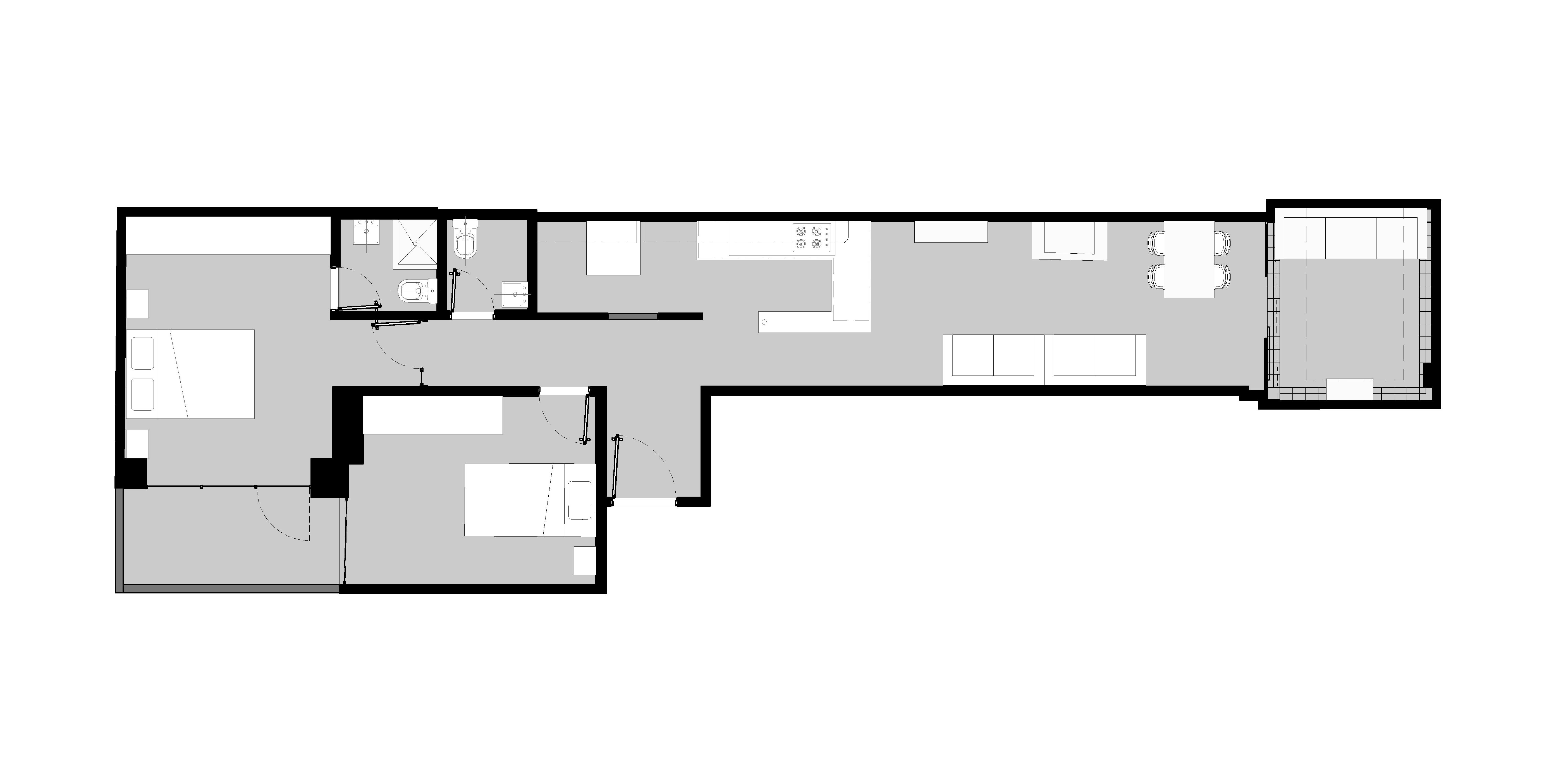 ensamble de arquitectura integral remode