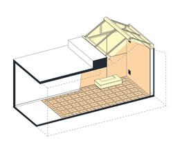 esquemas terraza Apartamento 92 despues-