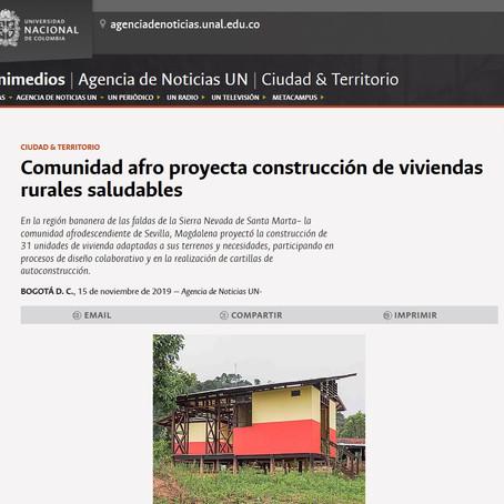PONENCIA SEMANA DE LA SALUD RURAL UNIVERSIDAD NACIONAL