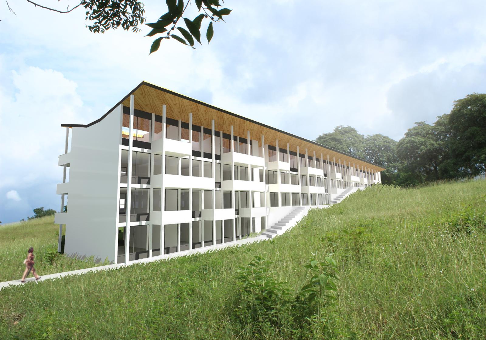 Condominio Saman_Ricaurte_Monte