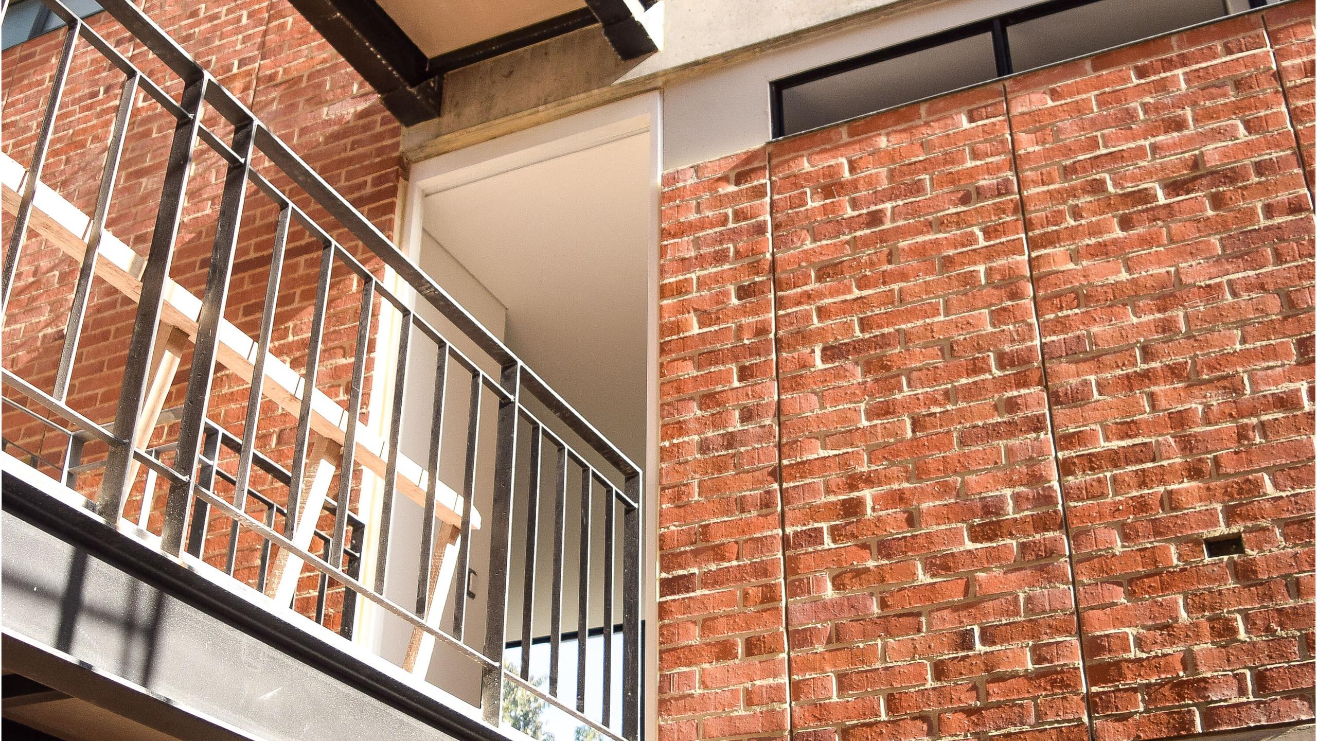 accesos apartamentos