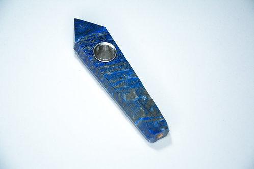 Pipa de lapis lazuli